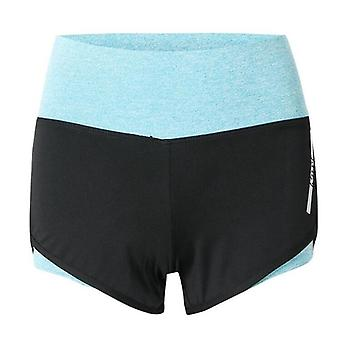 Women Quick Drying Double Layer Short For Outdoor Sports