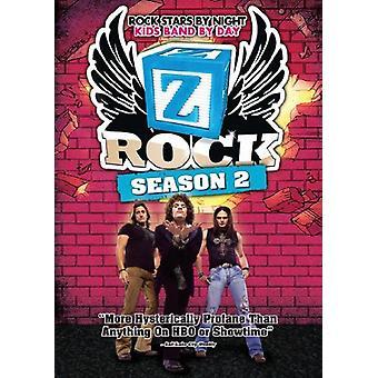 Z-Rock: Staffel 2 [DVD] USA import