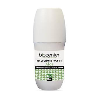 Aloe Bio roll-on deodorant 75 ml