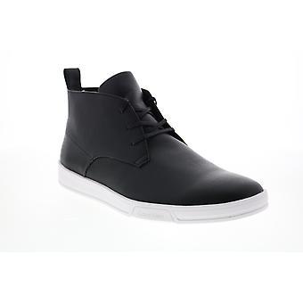 Calvin Klein Adult Heren Banner Saffiano Smooth Designer Sneakers
