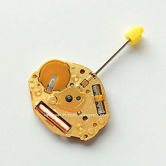 Katso liikettä säätöakulla 2 nastaa kvartsikellon korjausosille