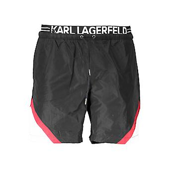 KARL LAGERFELD BEACHWEAR Sweamwear slip Men KL20MBM05