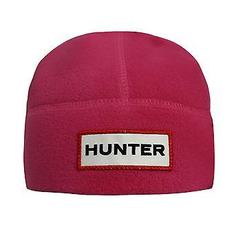 Hunter Originální fleecový klobouk Děti Unisex Zimní logo Beanie KAH3018KCA FUS