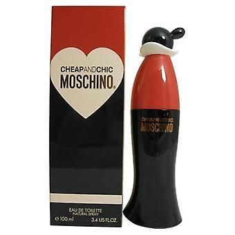 Moschino Cheap & Chic Eau de Toilette 100ml Spray