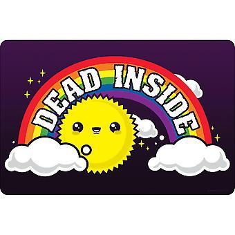 Grindstore Dead Inside Plaque