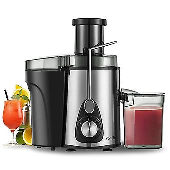 220v rustfrit stål Juicers 2 Speed Electric Juice Extractor Frugt Drinking