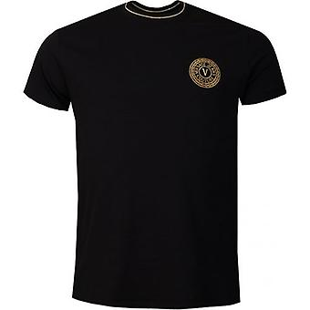 Versace Jeans Couture Circle Chest Logo T-Shirt