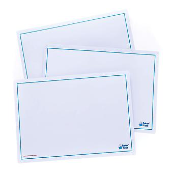 Baker ross aw248 white board, show me educational resources for kids, assorted, (pack of 10) 10 pack