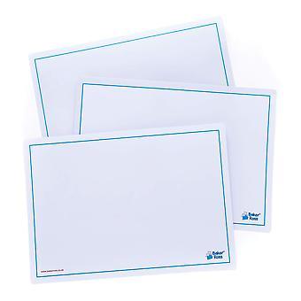 Baker Ross aw248 bord alb, arată-mi resurse educaționale pentru copii, asortate, (pachet de 10) 10 ambalaj