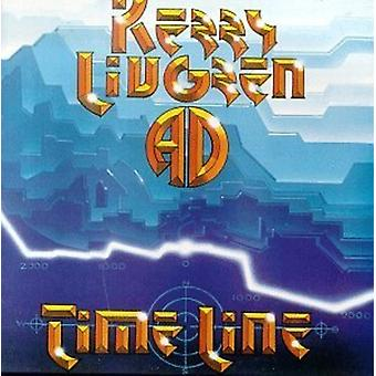 Time Line [CD] USA import