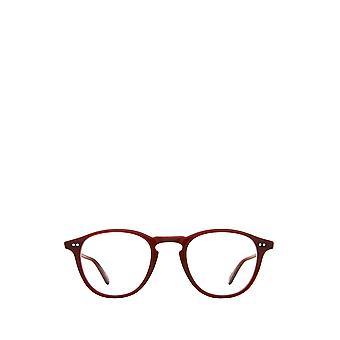 Garrett Leight HAMPTON barolo unisex eyeglasses
