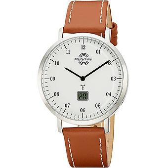 Mens Watch Master Time MTGS-10702-30L, Quartz, 42mm, 5ATM
