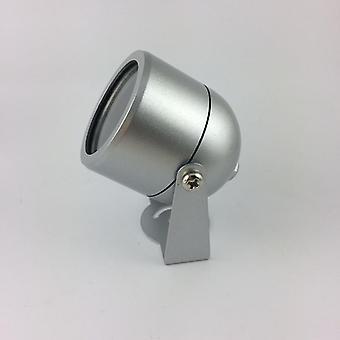 DIY Cctv كاميرا ماء غطاء معدنية كاميرا الإسكان، مع الجوز منفصلة
