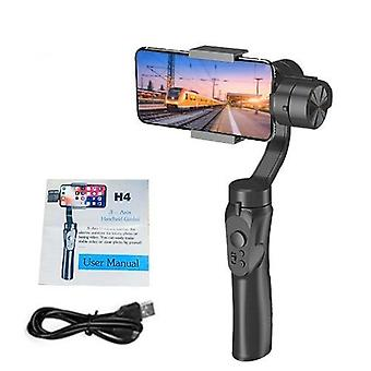 3-axis Handheld Gimbal Stabilizer For Smartphone ,iphone With Vertical And