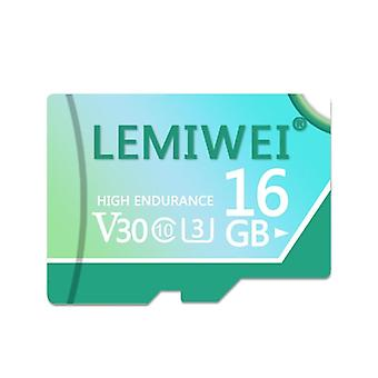 Lemiwei-geheugenkaart High-speed 32gb 16gb voor tablet-pc-smartphone