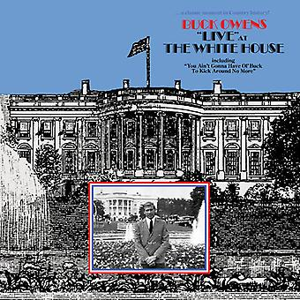Buck Owens - Live at the White House (and in Space) [CD] USA import