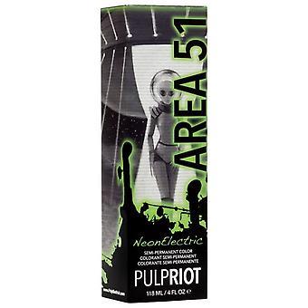 Pulp Riot Semi Permanent Hair Color - Area 51