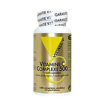 Vitamin C Complex 500 + Bioflavonoids 100 tablets