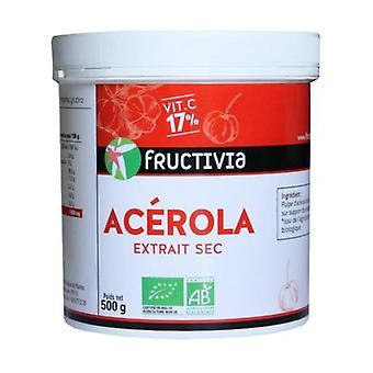Acerola Powder 500 g of powder