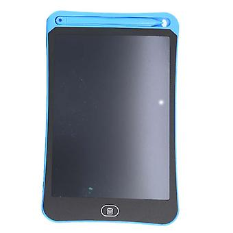 """Tekenplaat 8.5"""" met LCD scherm en pen - Blauw"""