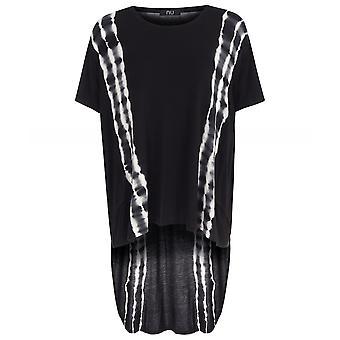 NU Oversized Bamboo Tie Dye T-Shirt