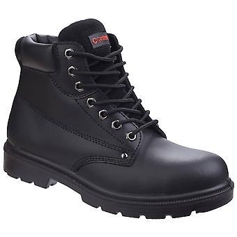 Centek fs331 s3 black safety boots mens