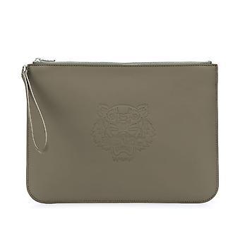 Kenzo Tiger Large Clutch Bag