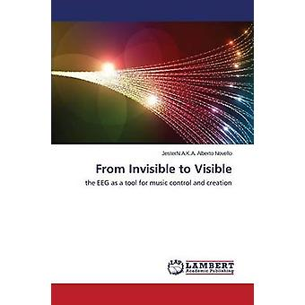 From Invisible to Visible by Alberto Novello Jestern - 9783848439850