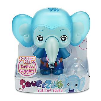 Küçük tikes squeezoos fil büyük özelliği