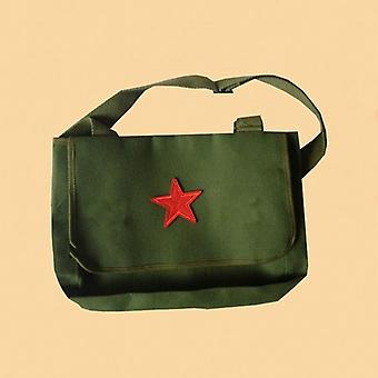 Children's Eighth Route Army Clothes Bag
