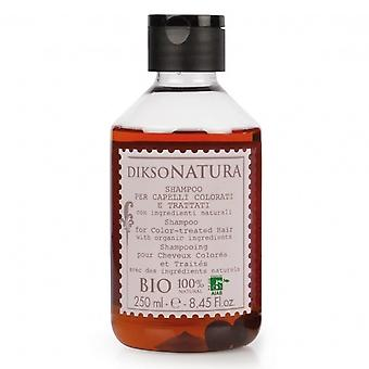 Dikson Natura Färgat hårschampo 25 ml