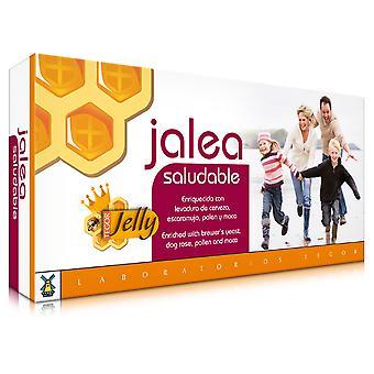 Laboratorios Tegor Jalea saludable ampollas 20 viales
