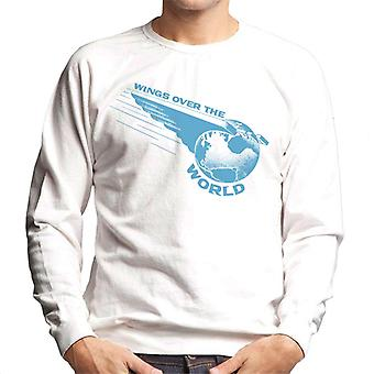 Pan Am Wings Over The World Men's Sudadera