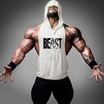 New Men Shirts, Adult Gym Tank Top Tshirts