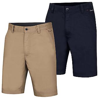 Dwyers & Co Herre 2021 Titanium Chino 2 Letvægts Quick Dry Golf Shorts
