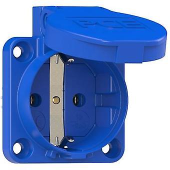 PCE 109-0bw tillägg socket IP54 blå