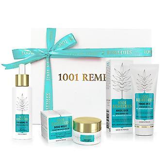 Mum gift set with spot cream, sleep aid & argan oil for healthy hair 100% natural & vegan, made in france