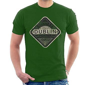 Guinness Porter Patch Men's T-Shirt