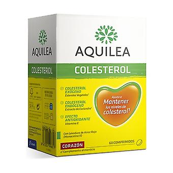 Aquilea kolesteroltabletter 60 tabletter