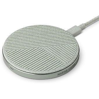FengChun Drop kabelloses Ladegerät - [Qi Zertifiziert] 10W Schnell-Ladepad für alle kabellos