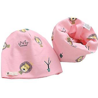 جديد أزياء القطن قبعة وشاح، كاب مجموعة