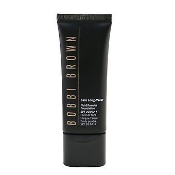 Bobbi Brown Skin Long Wear Fluid Powder Foundation SPF 20 - # C-024 Ivory 40ml/1.4oz