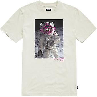 Etnies Funny Space Short Sleeve T-Shirt in Stone
