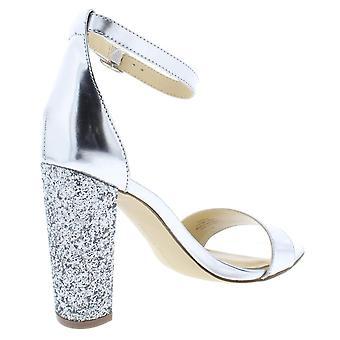 Ivanka Trump Womens Emalyn Open Toe Formal Ankle Strap Sandals