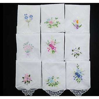 Luxury Cotton Women Hankies