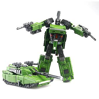 New Wb Fit Deformation Toy Tank Robot Car Combination ES11435