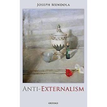 ANTIEXTERNALISM C by Mendola