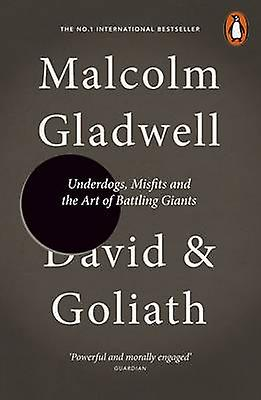 David and Goliath 9780241959596 by Malcolm Gladwell
