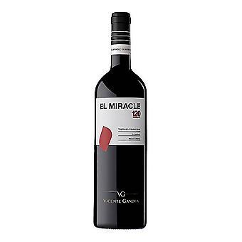 Rode wijn El Miracle (70 cl)