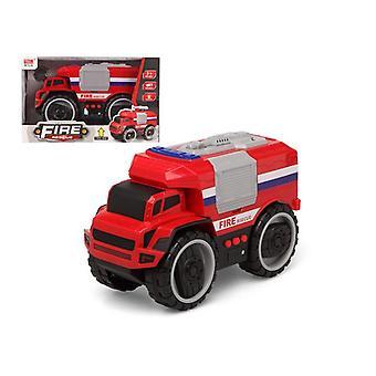 سيارة إطفاء إنقاذ 113708 الأحمر